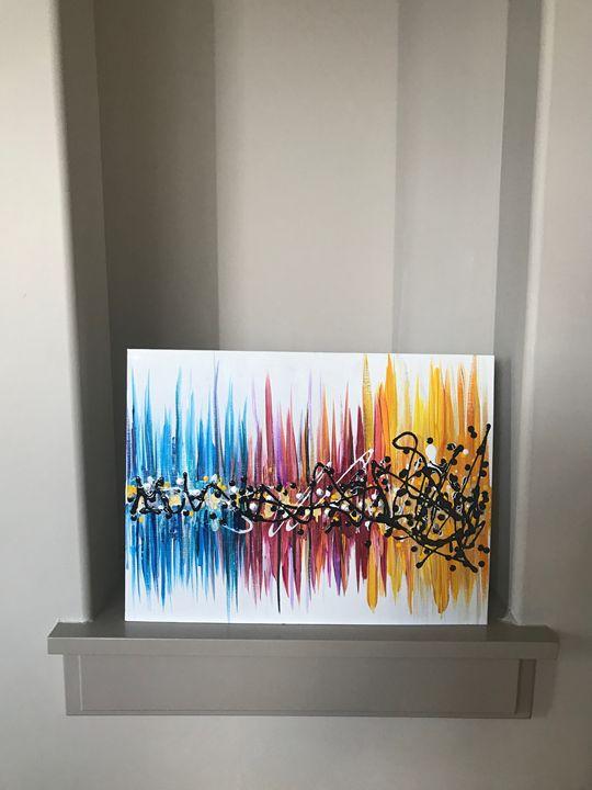 Completely crazy - Paint ur Art Out