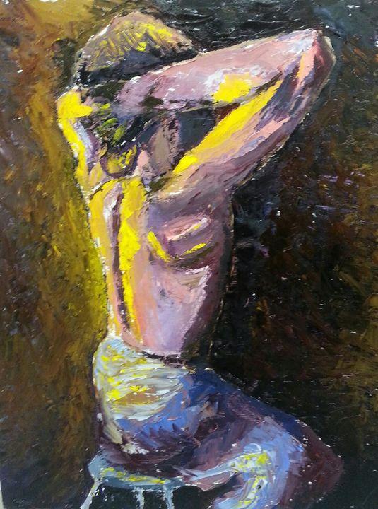 Abstract Figure - Brenda Harris