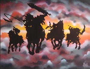 4 horsemen if the apocalypse