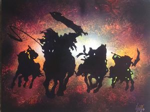 4 horsemen of the apocalypse 2