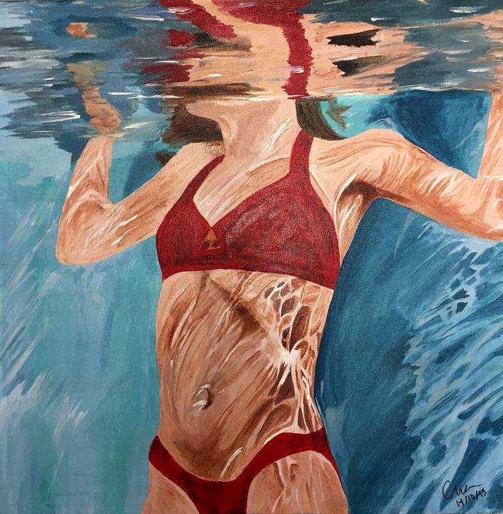 Under Water Women - Ana Paula Garza