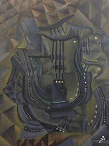 Cubic Guitar