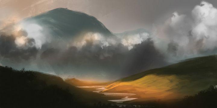 Distant Rainstorm - Sam Smith