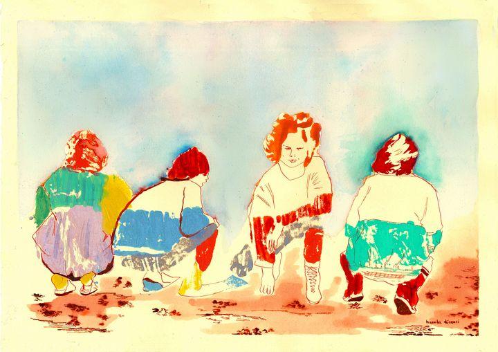 à PART or a PART - 1979 - Hassiba KESSACI