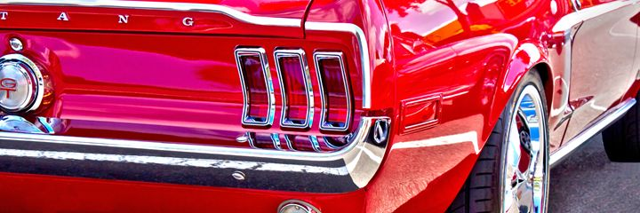 MUSTANG GT - Tezza'sfineartphotography