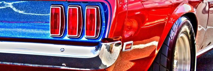 MUSTANG - Tezza's fine art photography