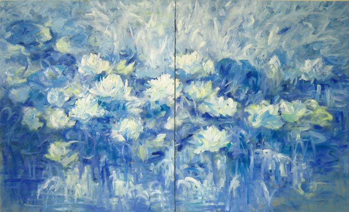 Morning (series lotus) - Anh Tuan Le
