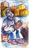 Original watercolor.
