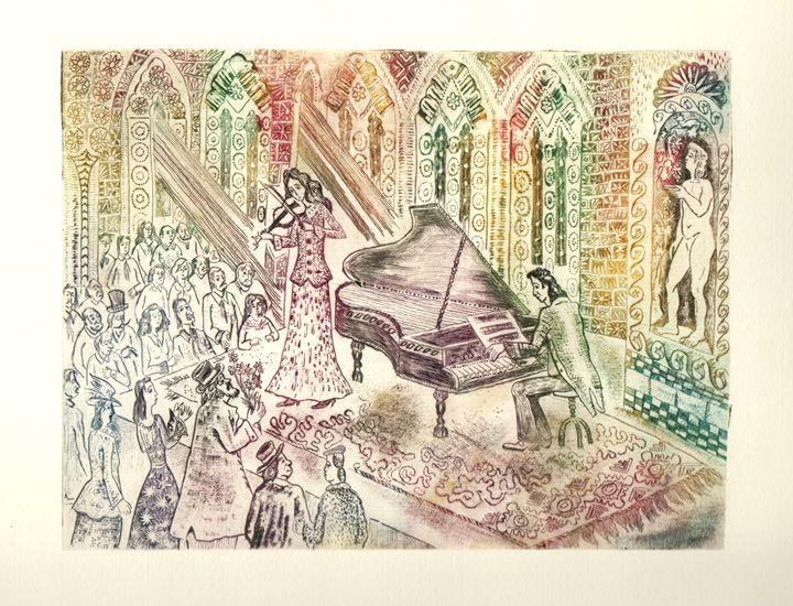 Concert - Miniature Gallery