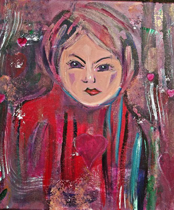 Broken Hearted - Wild Woman Studio