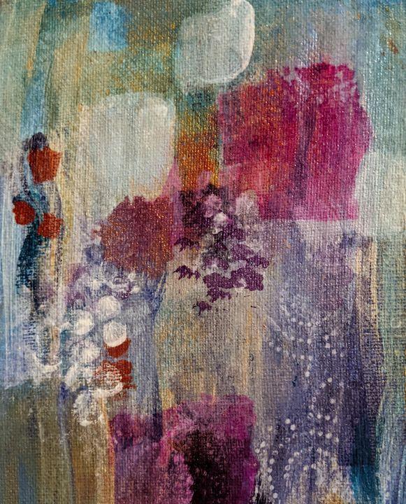 Contemporary Floral - Wild Woman Studio