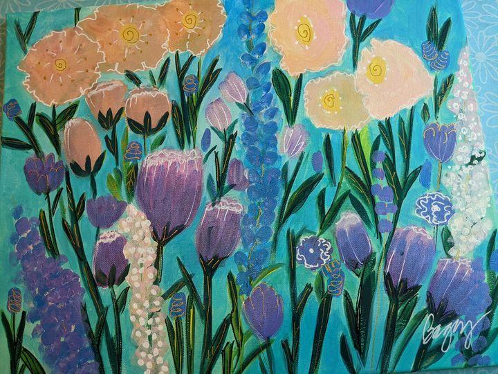 Summer Garden - Wild Woman Studio