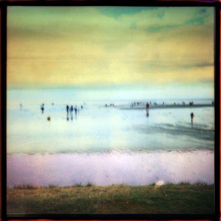 Entre ciel et mer - Helgorsky