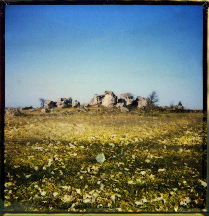 La pierre blanche - Helgorsky