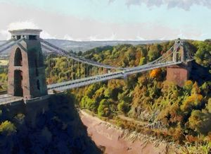 "Bristol ""Clifton Suspension Bridge"" - Andrew Hay"