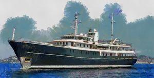 Gentleman's Yacht - Andrew Hay