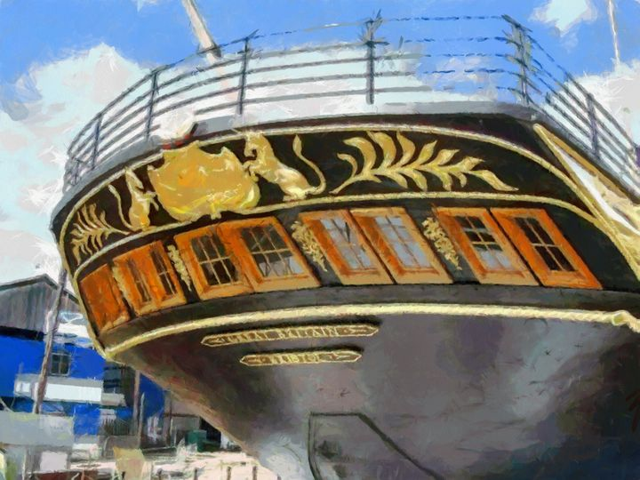 SS Great Britain - Andrew Hay