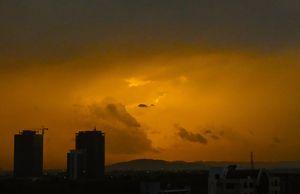 Abuja Sunset