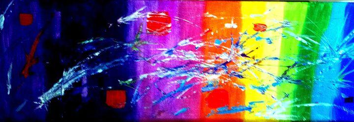 Multicolore -  Vanoucoud