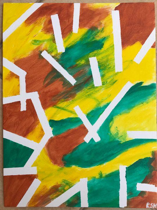 ",,Midnight Art"" - Line Art"