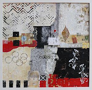 Silent Beginning II - Tamara Art