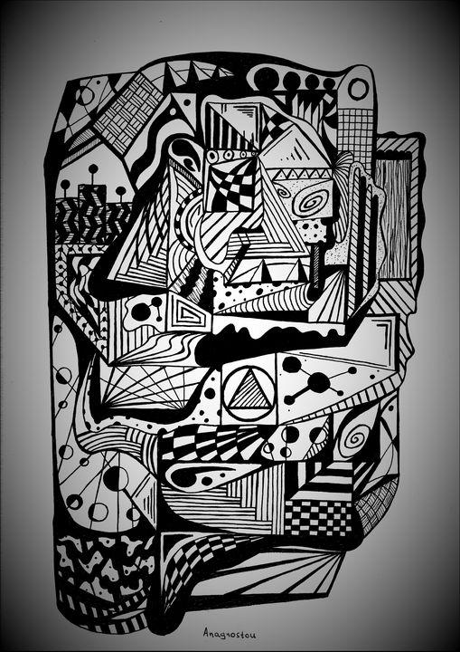 Inner Thoughts V1 - Anagnostou