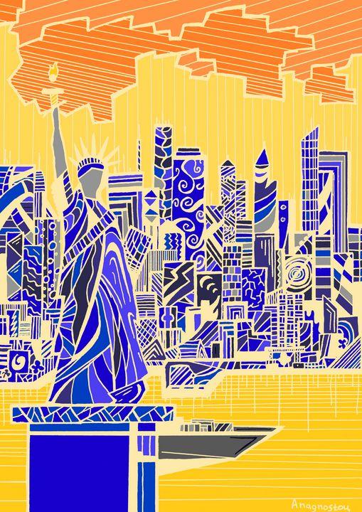 The City of New York - Anagnostou