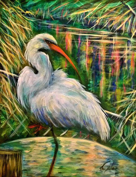 water birds - l&l art