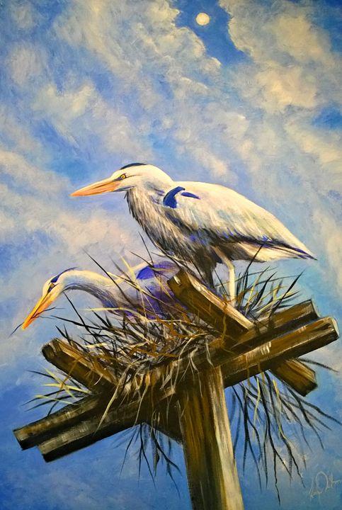 nesting - l&l art