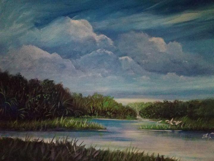 Everglades - l&l art