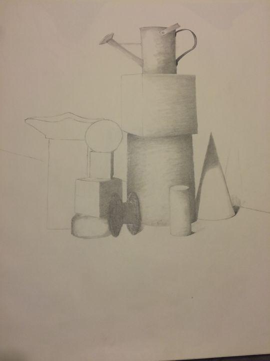 Watering Pot - Dalton's Gallery