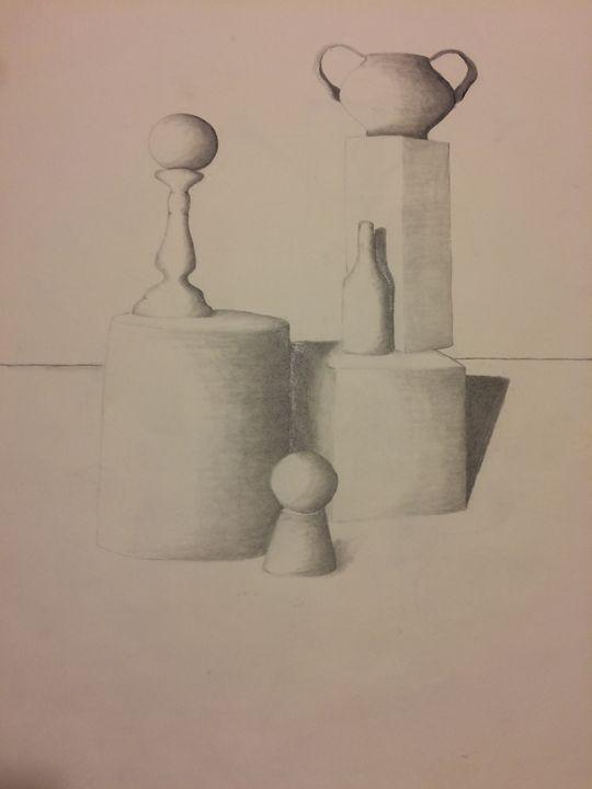Shapes - Dalton's Gallery