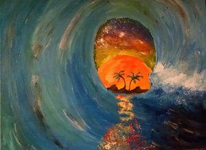 Surf the Sunset