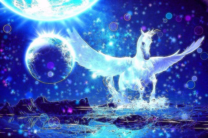 Pegasus - Karen Scotting Designs