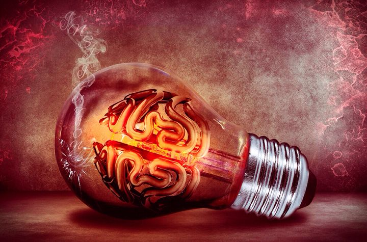 Bulb of Inspiration - Karen Scotting Designs