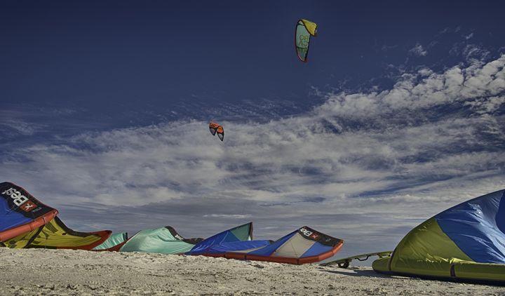 Kite Boarding Tribe 2.0 - Michael O'Leary