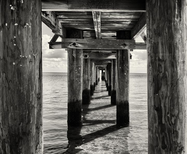 Old Fishing Pier 1.2 - Michael O'Leary