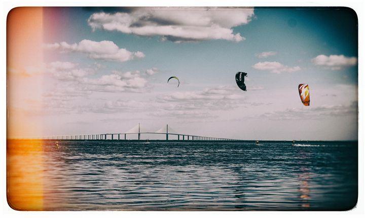 Analog Kite Boarding - Michael O'Leary