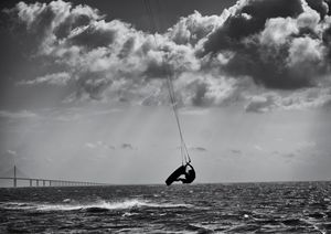 Kite Surfing heaven....