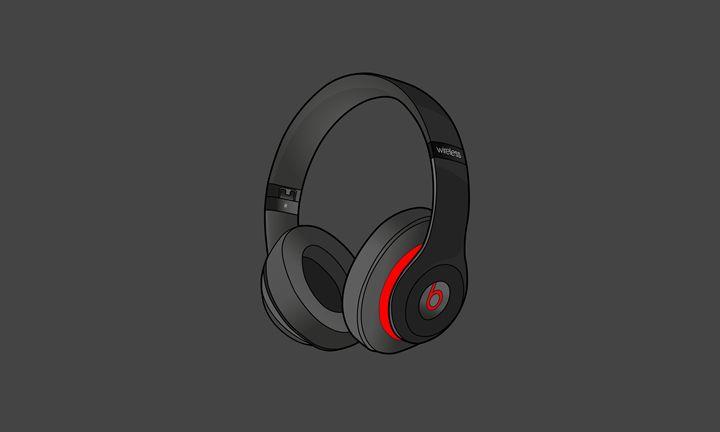 Beats Studio Haedphone - Alibeey