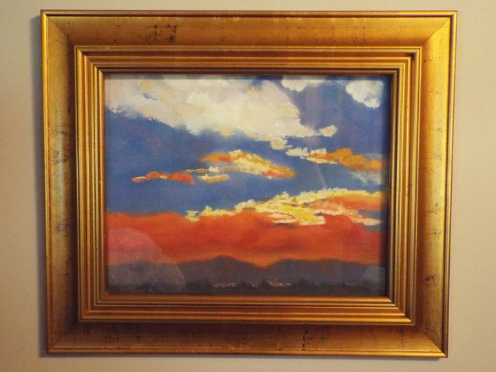 New Mexican Sunset - Kay McCarthy