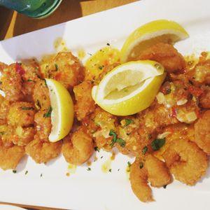Sea Food Delicacy
