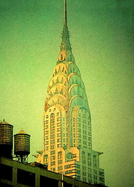 The Chrysler Building - Dennis Fehler - Gallery