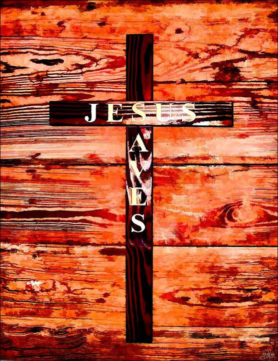 Jesus Saves - Dennis Fehler - Gallery