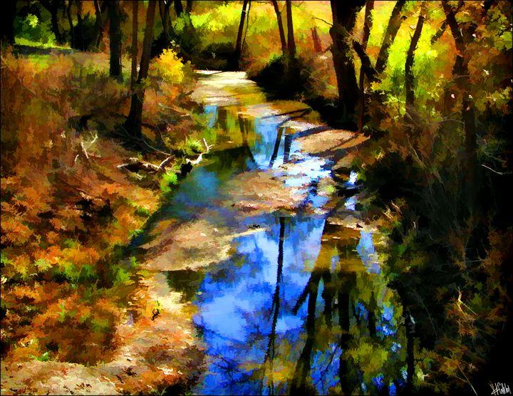 Spring Creek - Dennis Fehler - Gallery