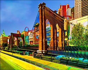 New York New York, Las Vegas - Dennis Fehler - Gallery