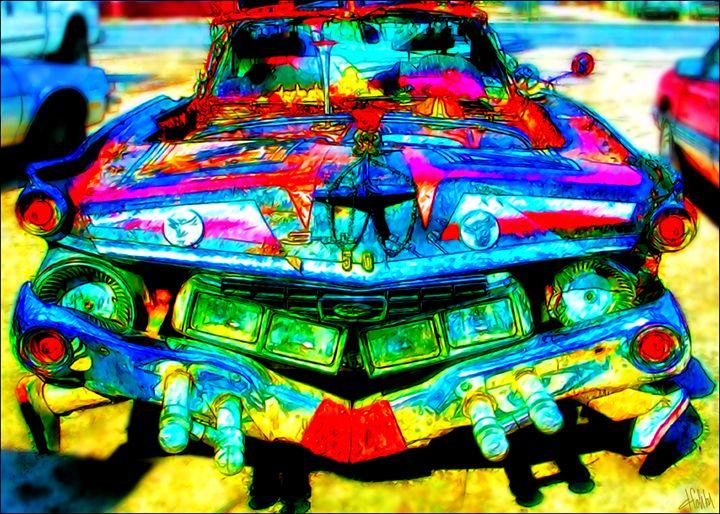 Arkies Ride - Dennis Fehler - Gallery