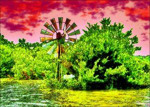 Texas Flood - Dennis Fehler - Gallery