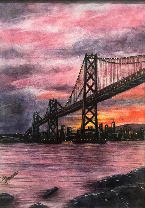 San Francisco - Peneva Art
