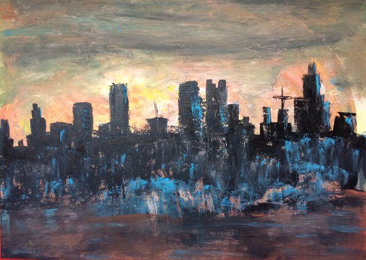 Broken City - ArtbyLCruz